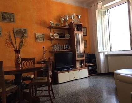 Appartamento Vendita Genova Via Casata Centuriona 3 Marassi centrale