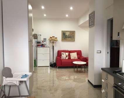Appartamento Vendita Genova Corso A. De Stefanis 61 Marassi