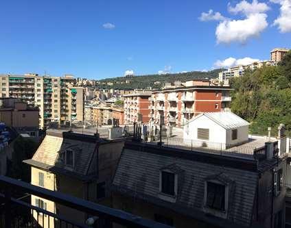 Appartamento Vendita Genova Via Pastonchi 32 Marassi
