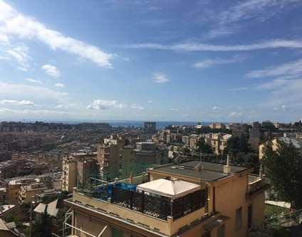 Appartamento Vendita Genova Via E.H. Giglioli 10 Marassi