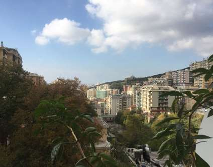 Appartamento Vendita Genova Via Pasquale Berghini  31 San Fruttuoso