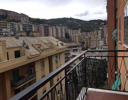 Appartamento Vendita Genova Via Carmelo Onorato 48 Marassi