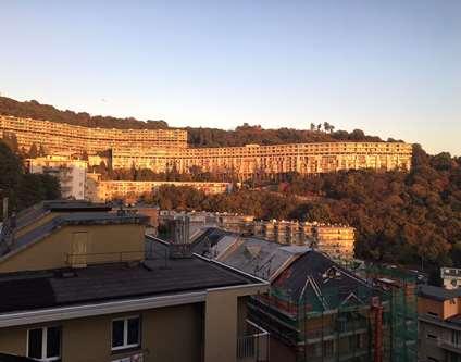 Appartamento Affitto Genova Via E.H. Giglioli 132 Marassi alture