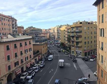 Appartamento Vendita Genova Via Fereggiano 2c Marassi