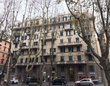 Appartamento Vendita Genova Corso Sardegna 99 Marassi