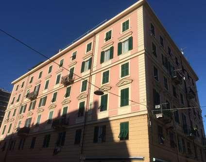 Attico Vendita Genova Via Canevari 37 Marassi centro