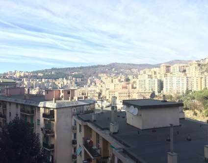 Appartamento Vendita Genova Via Onorato 55 Marassi