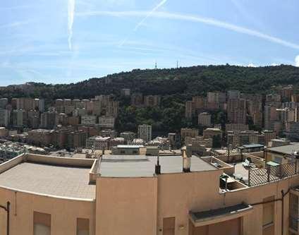 Appartamento Vendita Genova Via Montenero 21 Marassi