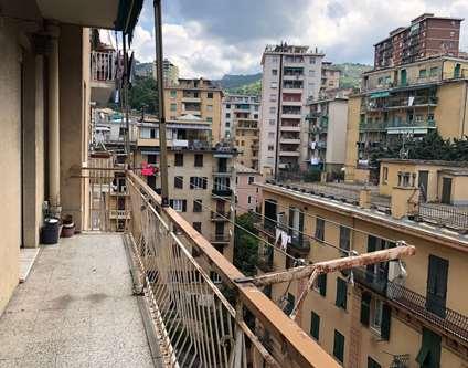 Appartamento Affitto Genova Via Fereggiano 173 Quezzi