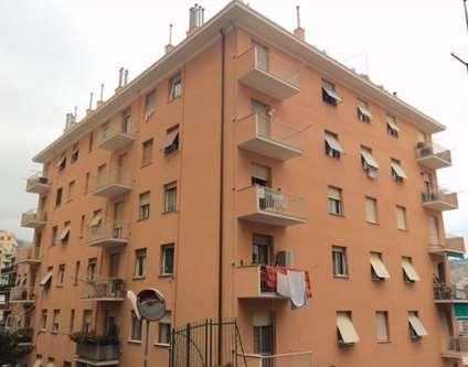 Appartamento Affitto Genova Via Montello 27 Marassi