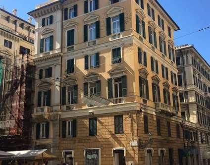 Appartamento Affitto Genova Via Roma 9 centro