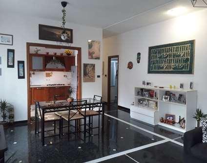 Appartamento Vendita Genova Via A. Robino 3 Marassi