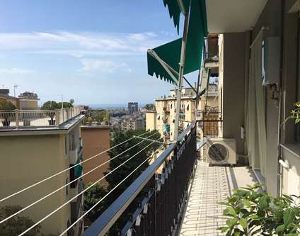 Appartamento Vendita Genova Via G. Gribodo 3 Marassi