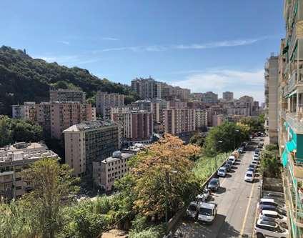 Appartamento Vendita Genova Via A. Gandin 90 Marassi
