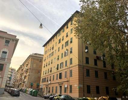 Appartamento Vendita Genova Via Marassi 3 Marassi