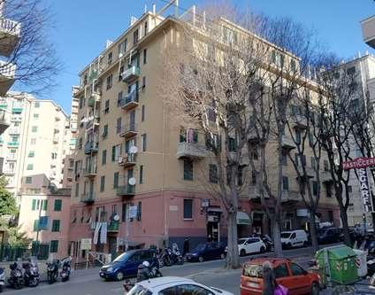 Appartamento Vendita Genova Via Bertuccioni 20 Marassi