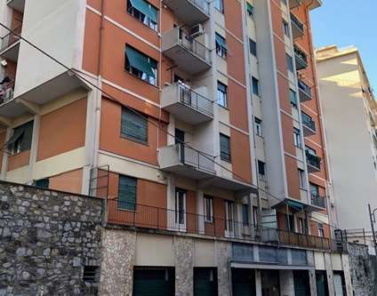 Appartamento Vendita Genova Via Biga 13 Marassi