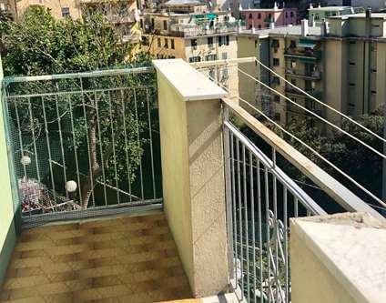 Appartamento Vendita Genova Via Fontanarossa 10 Quezzi