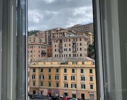 Appartamento Affitto Genova C.so Sardegna 92 Marassi