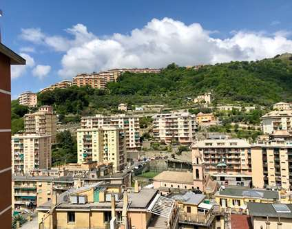 Appartamento Vendita Genova Via Edera 17B Quezzi