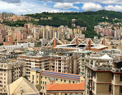 Appartamento Vendita Genova Via Amarena 14 San fruttuoso