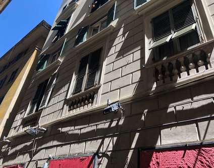 Appartamento Vendita Genova Via Del Campo 13 centro storico