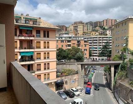 Appartamento Affitto Genova Viale V.C. Bracelli 8  Marassi