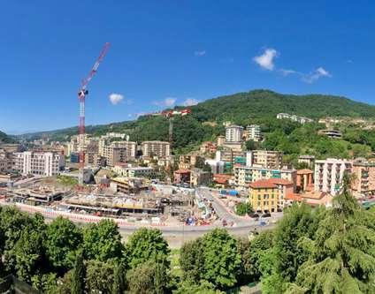 Appartamento Vendita Genova Via san Felice 4 Molassana