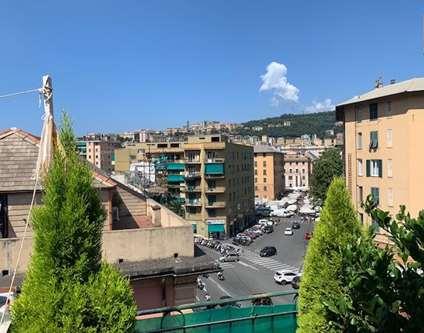 Attico Vendita Genova Via Fereggiano  45 Marassi