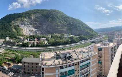 Appartamento Vendita Genova Via Lusignani 6 Molassana