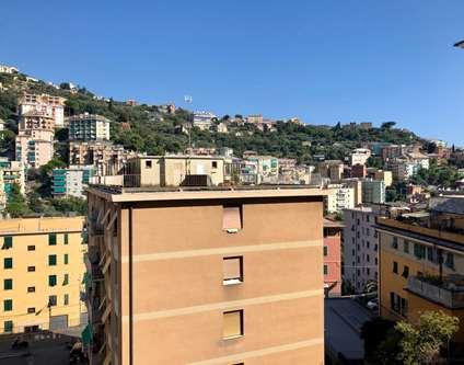 Appartamento Affitto Genova Via Posalunga 46 Borgoratti