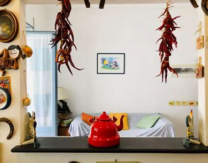 Appartamento Vendita Genova Via Gribodo  20 Marassi