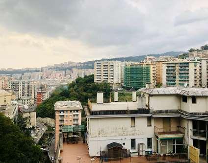 Appartamento Vendita Genova Via Stefanina Moro 103 Marassi