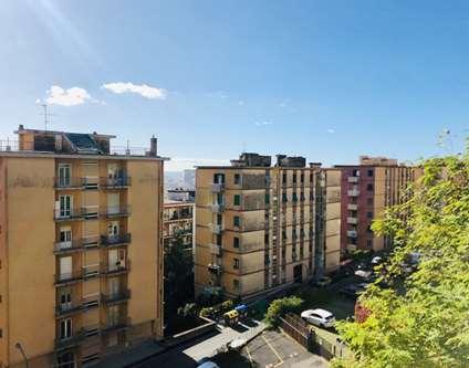 Appartamento Vendita Genova Via Coppedè 12 Marassi
