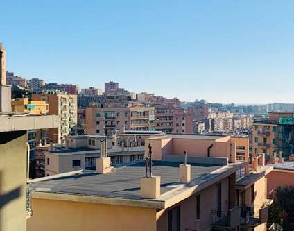 Appartamento Vendita Genova Via A. Robino 48F Marassi
