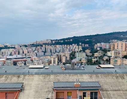 Appartamento Vendita Genova Via Magretti 46 Marassi