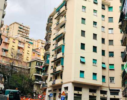 Appartamento Vendita Genova Via Robino 7 Marassi