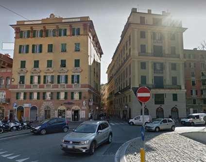 Appartamento Vendita Genova Via Canzio Sampierdarena