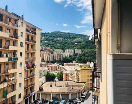 Appartamento Vendita Genova Via Tortona 24 Marassi