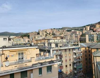 Appartamento Affitto Genova C.so Sardegna 88 Marassi