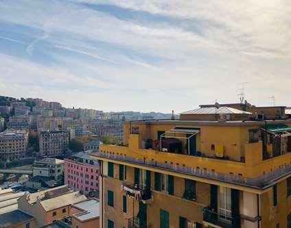 Appartamento Affitto Genova Via Montello 17 Manin