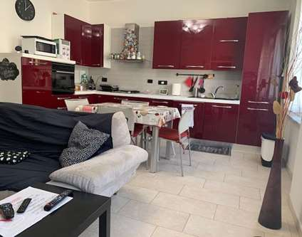 Appartamento Vendita Genova Via Manuzio 2/29 San Fruttuoso