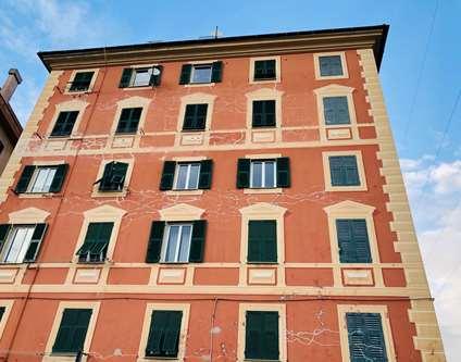 Appartamento Vendita Genova P.tta Firpo 1 Marassi