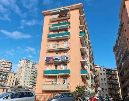 Appartamento Vendita Genova Via dei Platani 25 Marassi