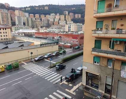 Appartamento Affitto Genova C.so De Stefanis 29 Marassi