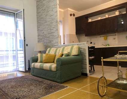 Appartamento Vendita Genova Via Fessia 21 Marassi