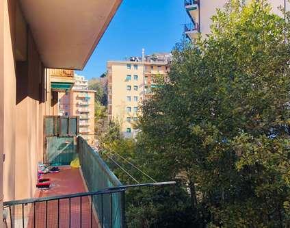 Appartamento Vendita Genova Via Tortona 21 Staglieno