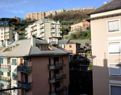 Appartamento Affitto Genova Via Romagnoli 6 Quezzi