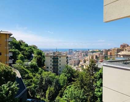 Appartamento Vendita Genova Via Robino 111 Marassi