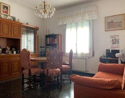 Appartamento Affitto Genova Via Monterosa 27 Marassi